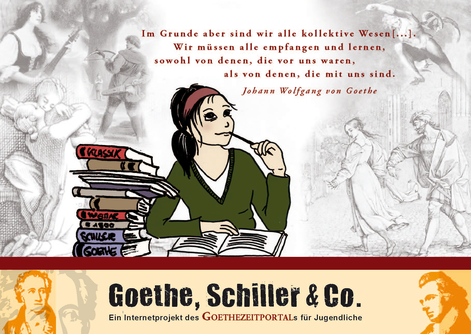 Image Result For Beruhmte Zitate Von Goethe