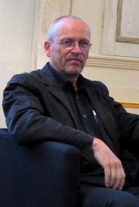 """Dieter Haselbach, einer der Autoren des """"Kulturinfarkts"""" stellt sich der Diskussion"""