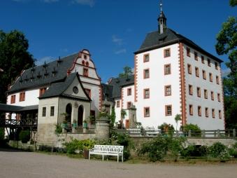 Schloss Kochberg (©Foto: Maik Schuck)
