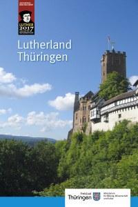 Broschüre Lutherland Thüringen