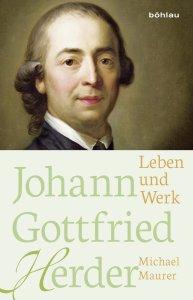 """""""Johann Gottfried Herder - Leben und Werk"""", erschienen im Böhlau Verlag (Public Domain)."""