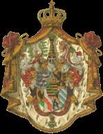 Wappen des Grossherzogtums Sachsen-Weimar-Eisenach