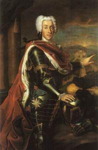 Porträt Herzog Ernst August I. (Public Domain)