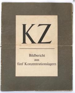 Titelblatt des Fotobandes