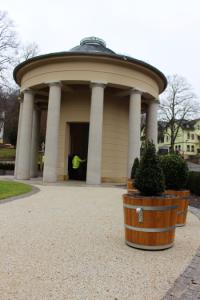 Der Bad Liebensteiner Brunnentempel