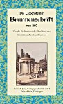 Die Liebensteiner Brunnenschrift von 1610 in der Neuausgabe von 2016